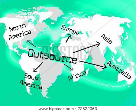 Outsource Worldwide Shows Independent Contractor And Contracting