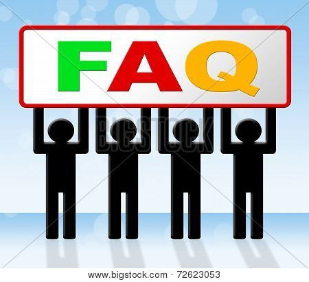 Frequently Asked Questions Means Answer Info And Asking