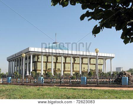Tashkent The Majlis 2007