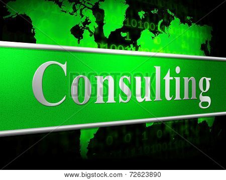 Consulting Consult Means Seek Information And Advice
