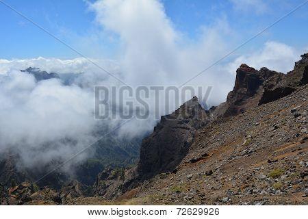Roque de Los Muchachos. La Palma, Canary Islands, Spain