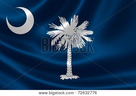 State Of South Carolina Flag