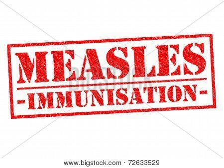 Measles Immunisation