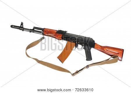 Kalashnikov Assault Rifle Ak-74N