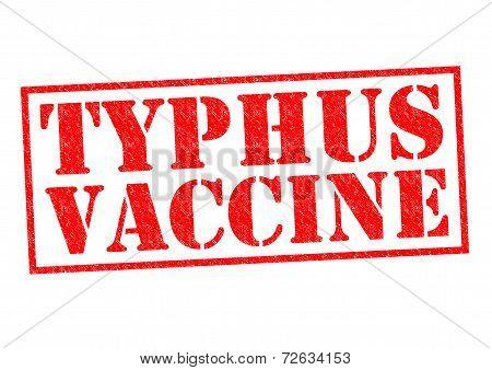 Typhus Vaccine