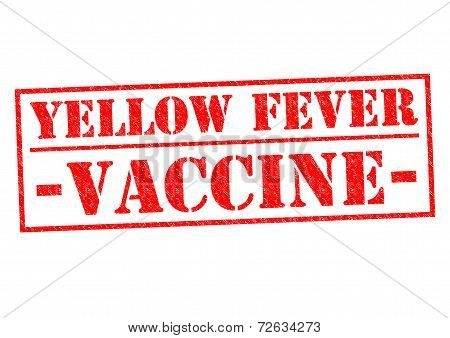 Yellow Fever Vaccine
