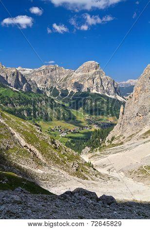 Dolomiti - Colfosco In Badia Valley