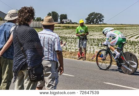 The Cyclist Julien El Fares