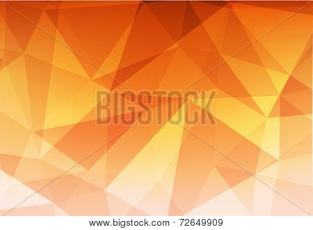 Polygon Geometric Abstract Background