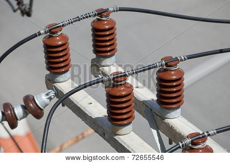Electrical insulators 4