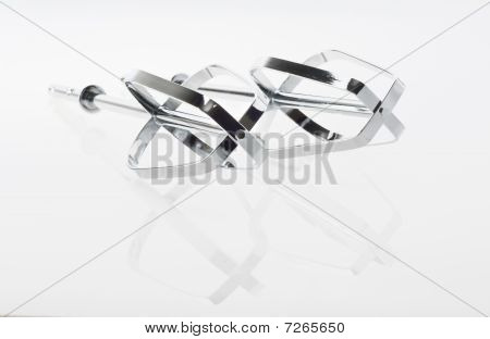 Blades From Mixer