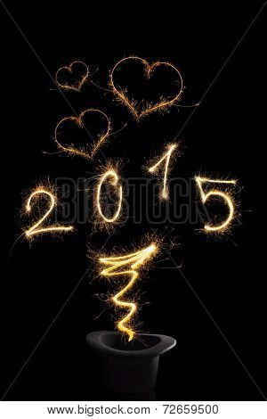Magical New Year 2015.
