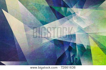 Abstract Polygonal Artwork