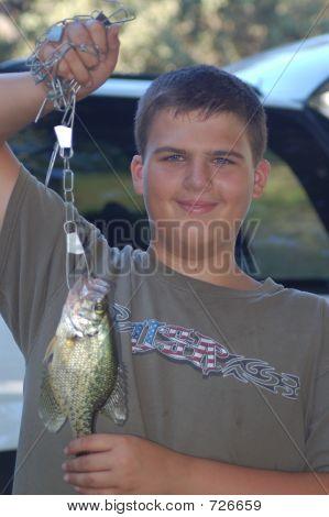 Child Fisherman