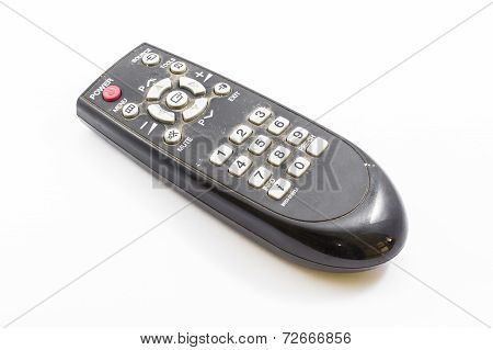 The Remote Control Isolated