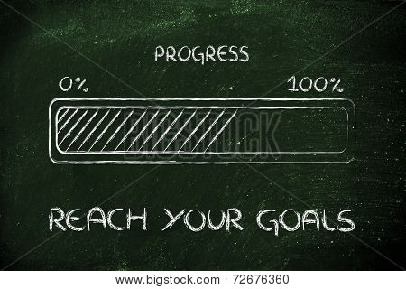 Progress Bar Metaphor, Speed Up Your Progress