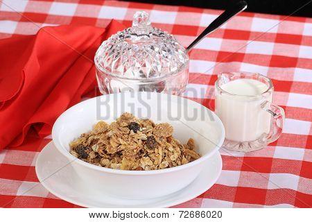 Multigrain Breakfast Cereal