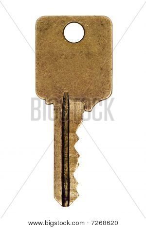 yellow detailed key