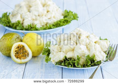 Lilikoi Potato Salad