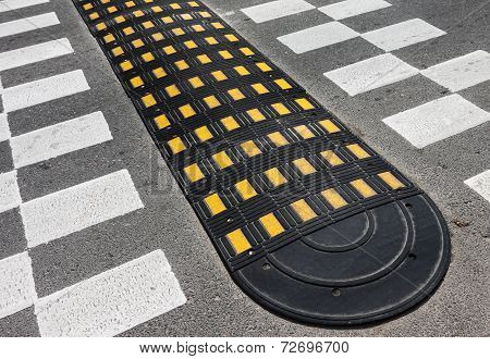 Road Speed Bump