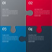 stock photo of swot analysis  - Vector illustration - JPG