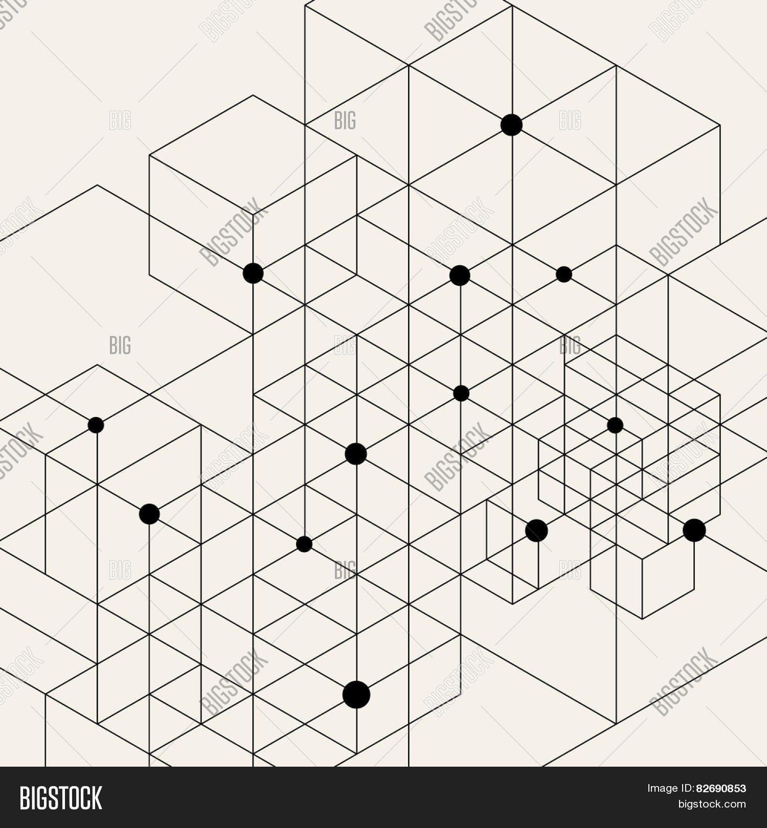 vector modern pattern black vector amp photo bigstock