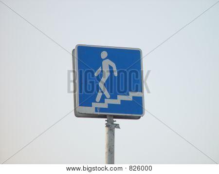 Passage sign