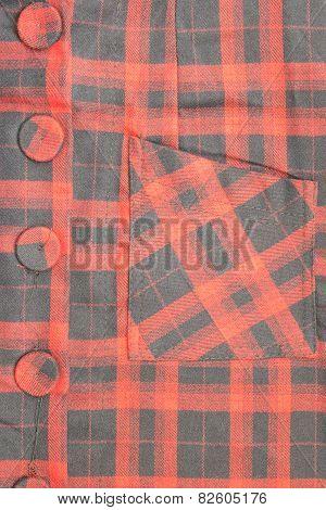 Tartan pattern background