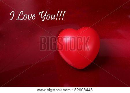 red heart, health, valentine's day