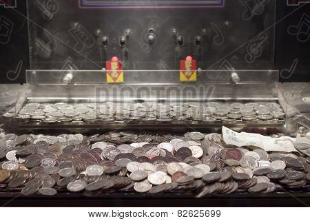 Penny Drop Machine