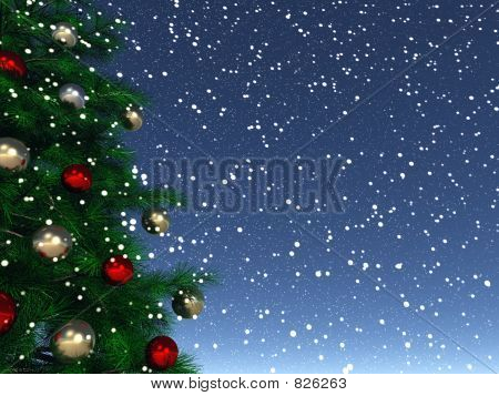 brilho de Natal
