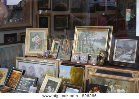 artist store