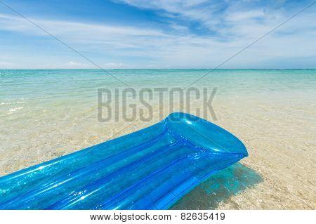 Floating Air Mattress