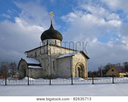 Saint George Cathedral, Yuryev-polsky