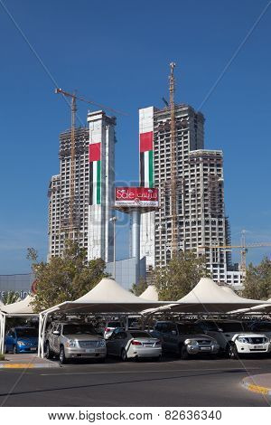 New Buildings In Abu Dhabi