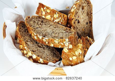 German Kornspitz bread.