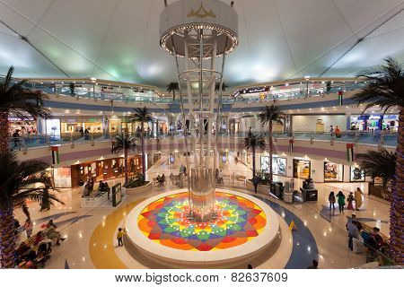 The Marina Mall In Abu Dhabi