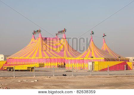 Circus Tents In Abu Dhabi