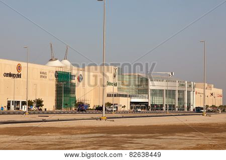 The Dalma Mall In Abu Dhabi
