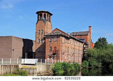 The Silk Mill, Derby.