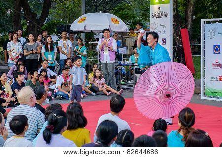 Bangkok Street Show