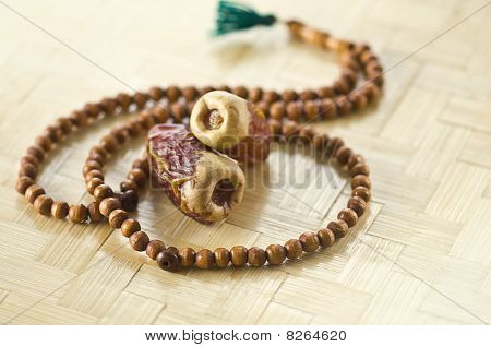 Dates and rosary
