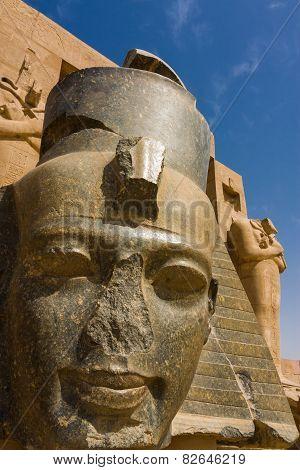 Head Of Ramesses Ii