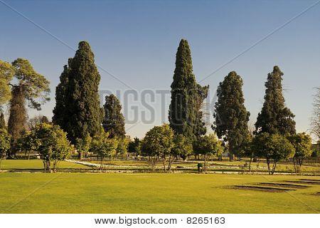 Jahan-nama garden