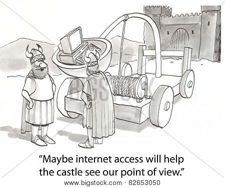 Internet Vikings