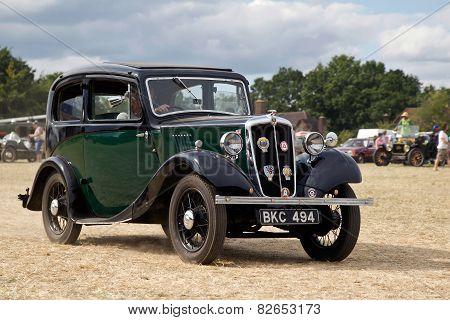Austin 8 automobile