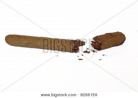 Broken Cigar