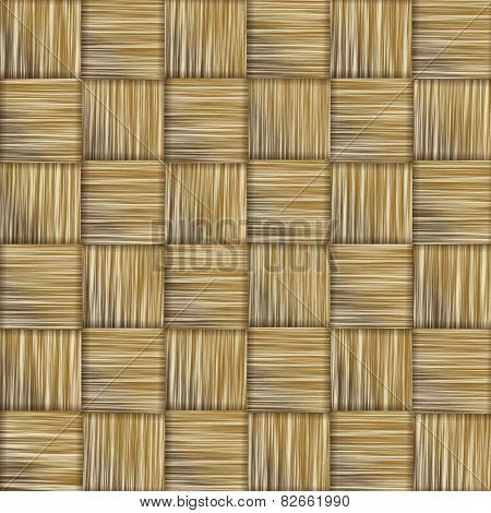 Square Basket Weave Texture