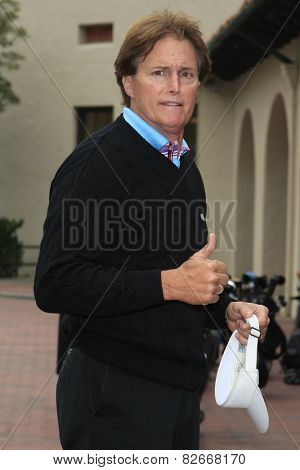 LOS ANGELES, CA - NOVEMBER 05: Bruce Jenner at the Callaway Golf Foundation Challenge at the Riviera Country Club in Los Angeles, California on November 5, 2007