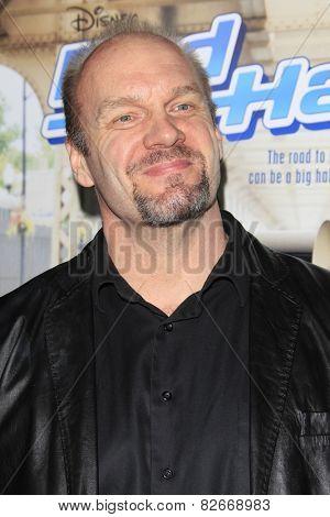 LOS ANGELES - FEB 10:  Eric Allan Kramer at the